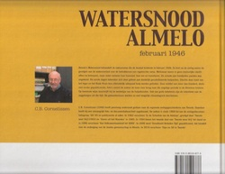 Achterkant 'Watersnood Almelo'